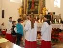 Gospelmesse und Ministranteneinweihung_30